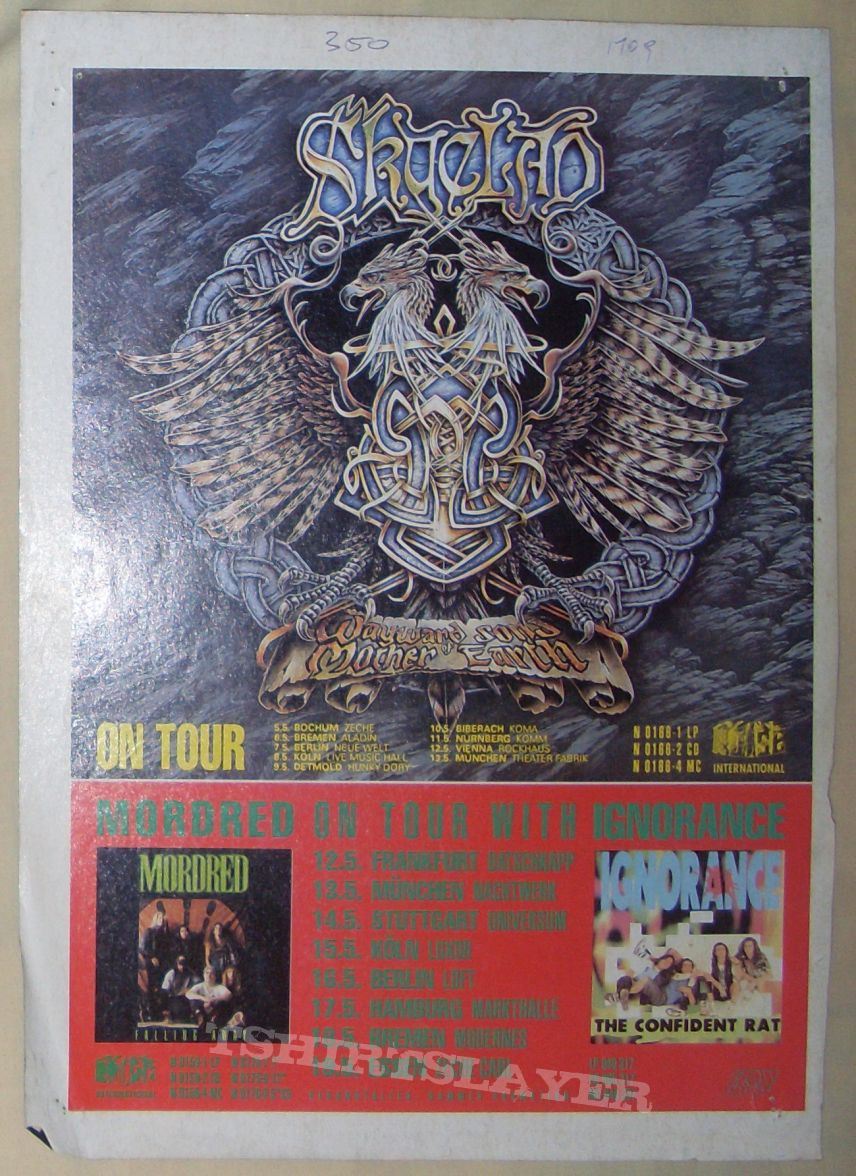 Skyclad, Mordred, Ignorance advertising!