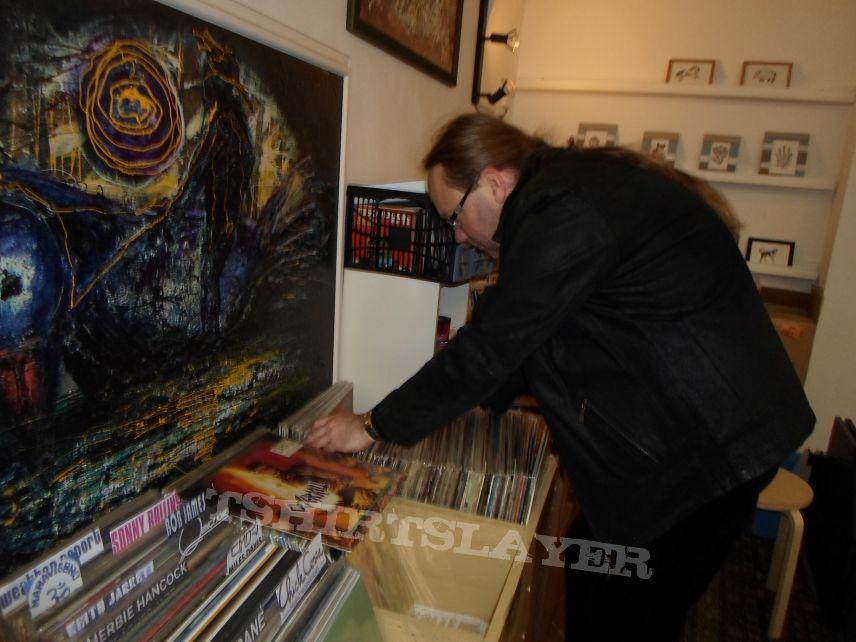 OVERKILL Devils in the detail bootleg LP