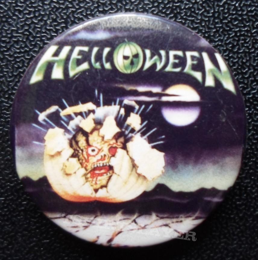 My vintage heavy thrash buttons