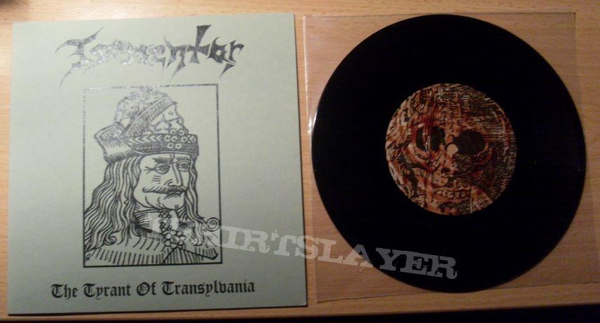 TORMENTOR The tyrant of transylvania SP!