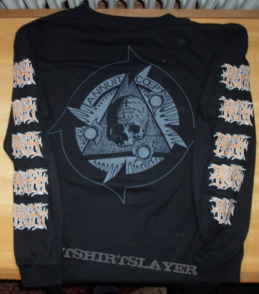 BRUTAL TRUTH extreme conditions longsleeve