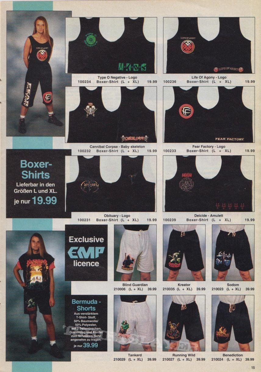 EMP catalogue 1994/6