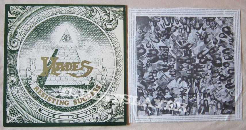 HADES Resisting success LP 1987!