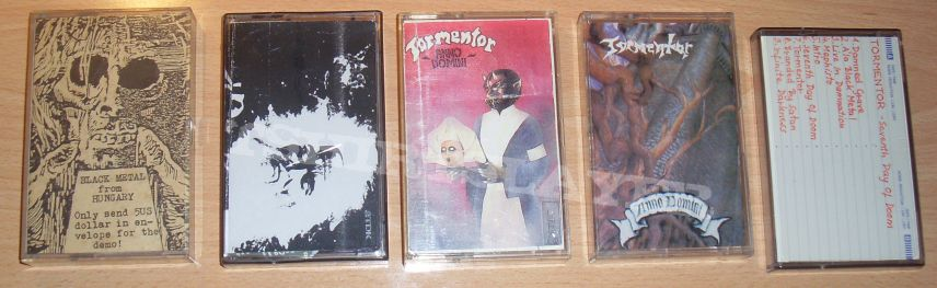 TORMENTOR demos from the past!