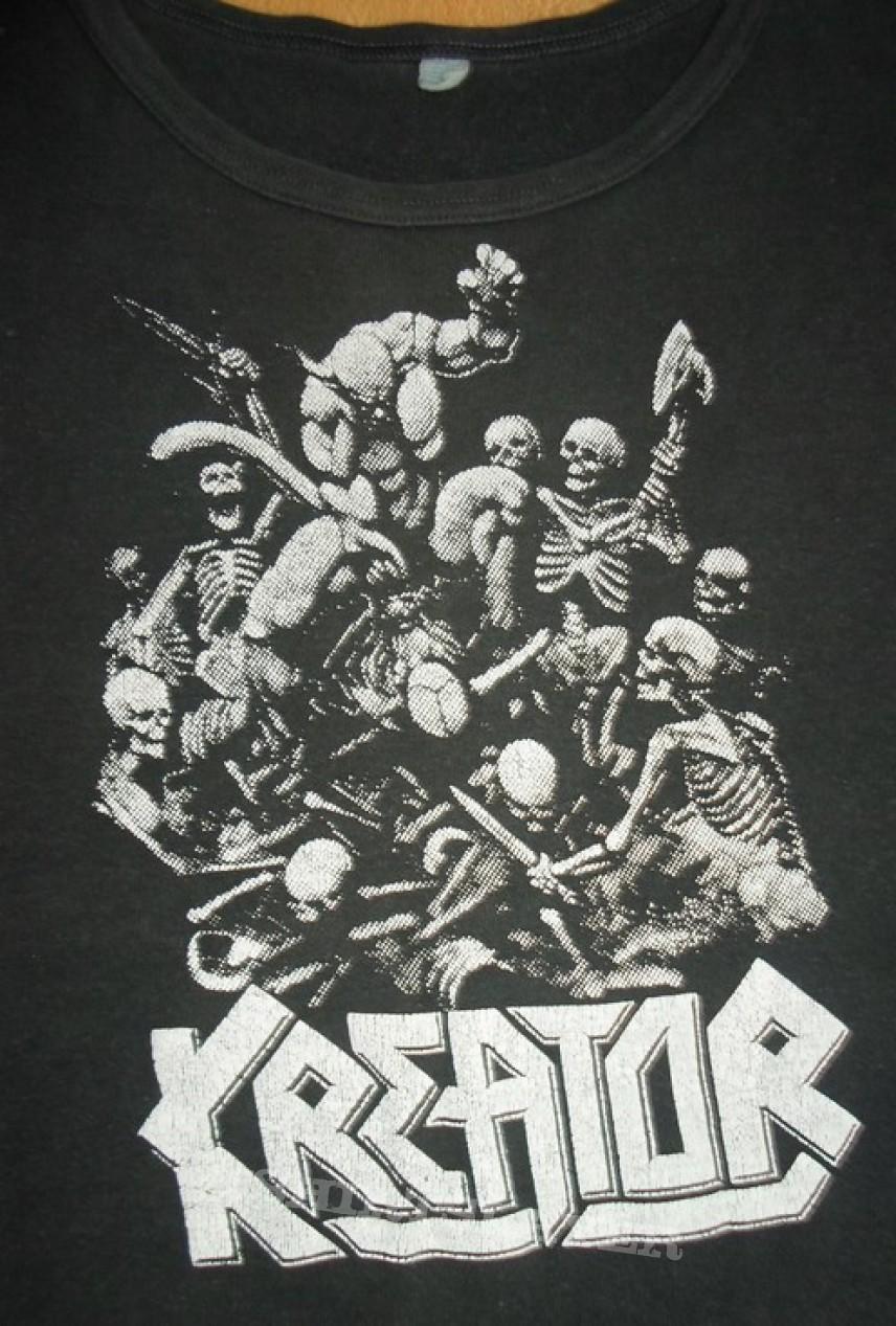 KREATOR pleasure to kill 1986