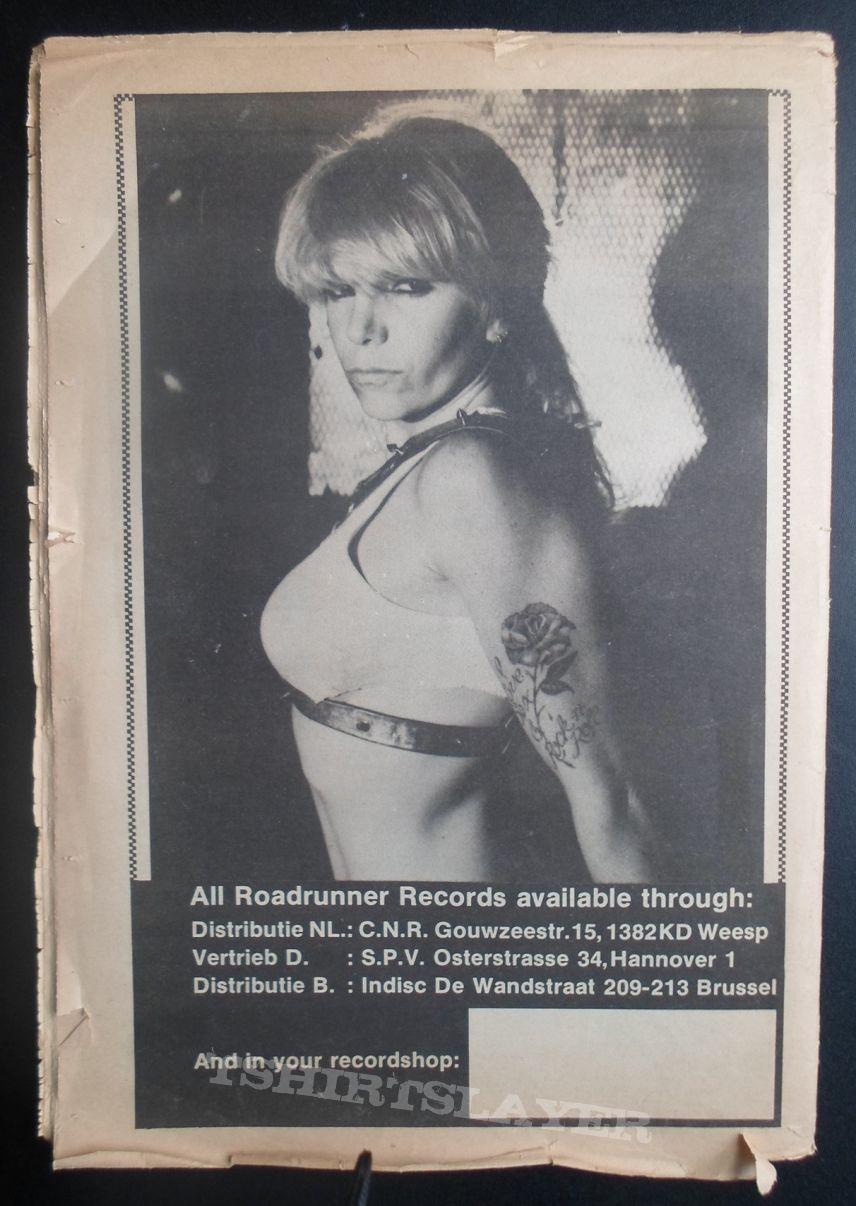Roadrunner News 1984!