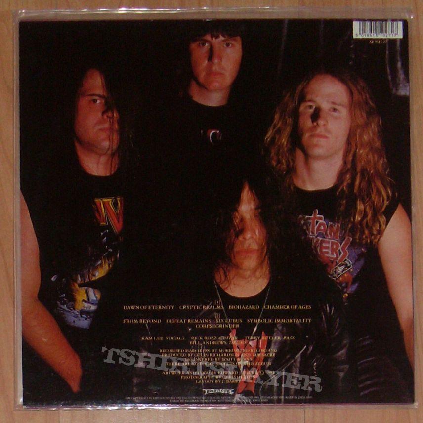 MASSACRE from beyond LP 1991