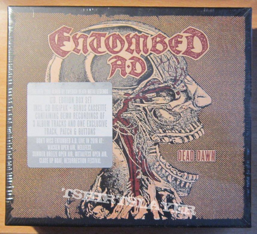 Entombed A.D. - Dead dawn box sealed