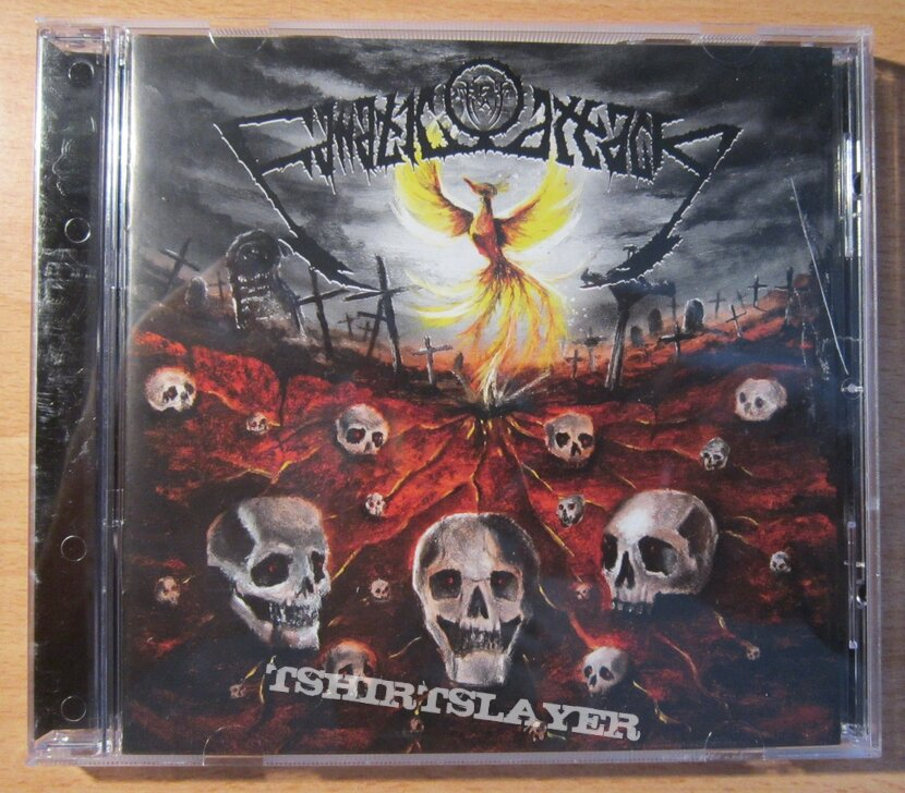 FANATIC ATTACK - Withstand the storm CD 2021