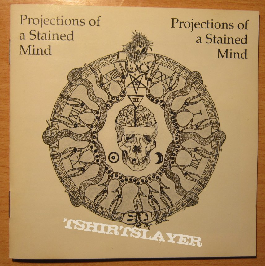 Projections of a stained mind CD