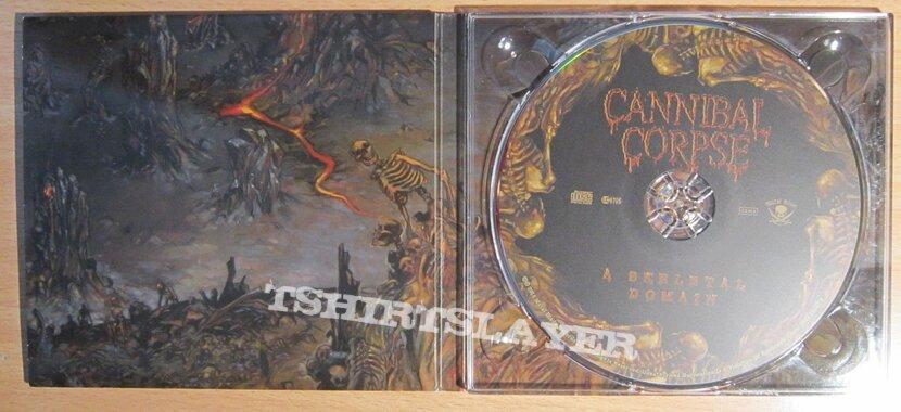 Cannibal Corpse - A skeletal domain - digipack CD