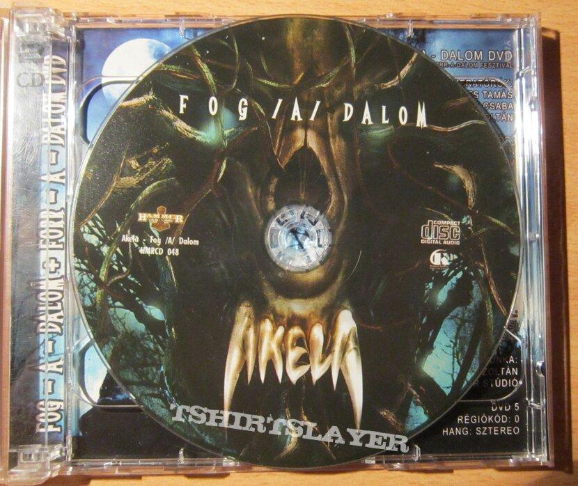 AKELA - Fogadalom CD+DVD