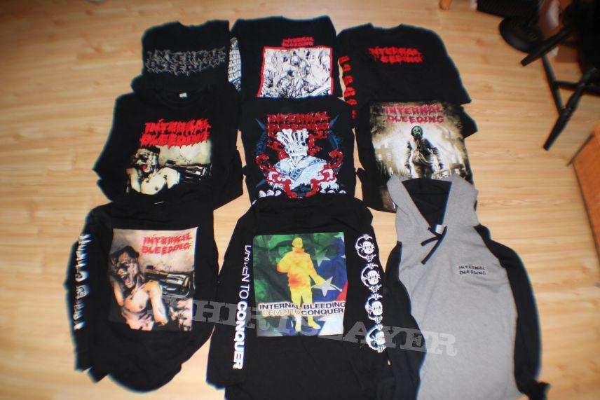 Internal Bleeding Collection