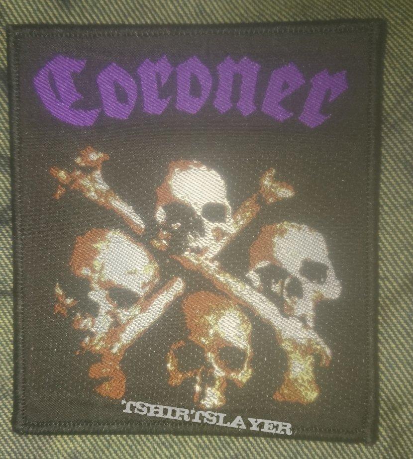 Coroner patch