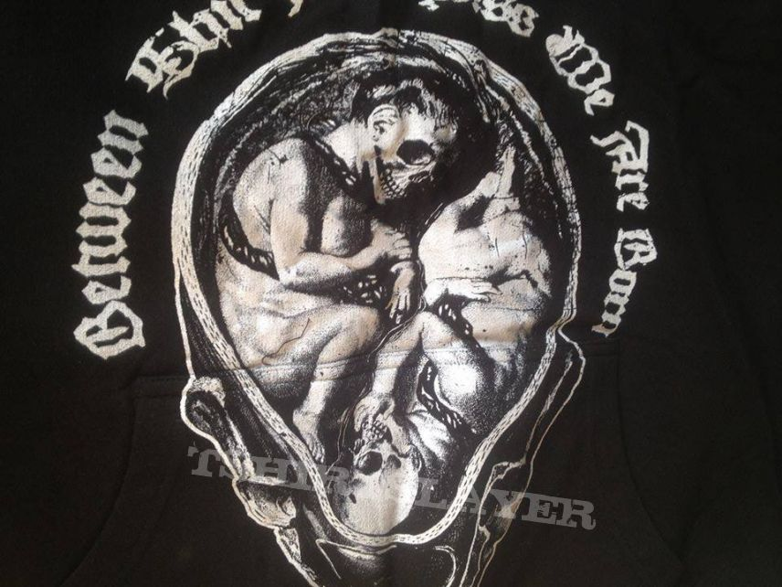Anaal Nathrakh - Between Shit And Piss We Are Born- pullover