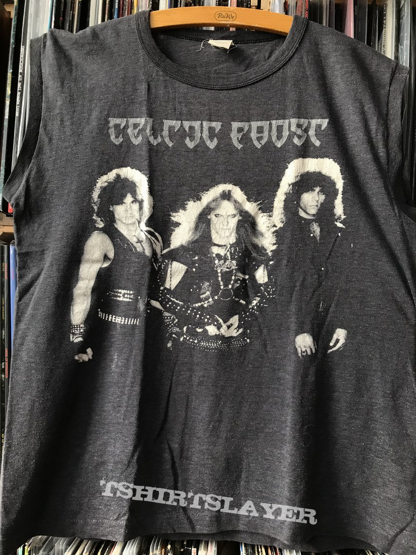 Celtic Frost - To Mega Therion Muscle Shirt