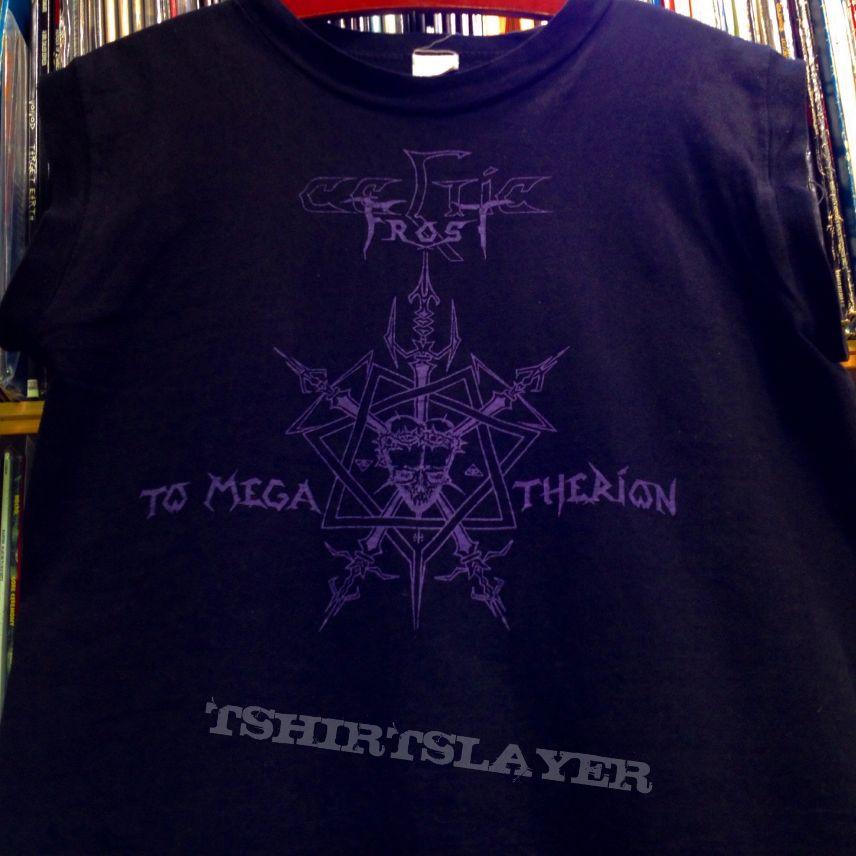 Celtic Frost - To Mega Therion vintage Shirt