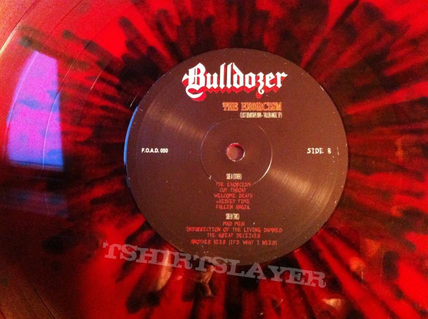Bulldozer - The Exorcism- Lost 1984 Demotape + Fallen Angel EP, Die Hard Edition LP