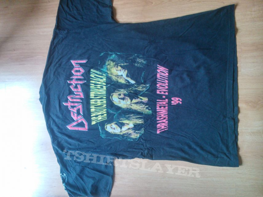 Destruction Org 1999 Tour SS