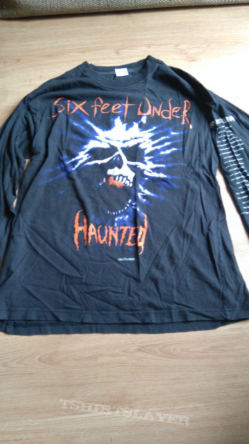 Six Feet Under Hauted ORG LS 1995