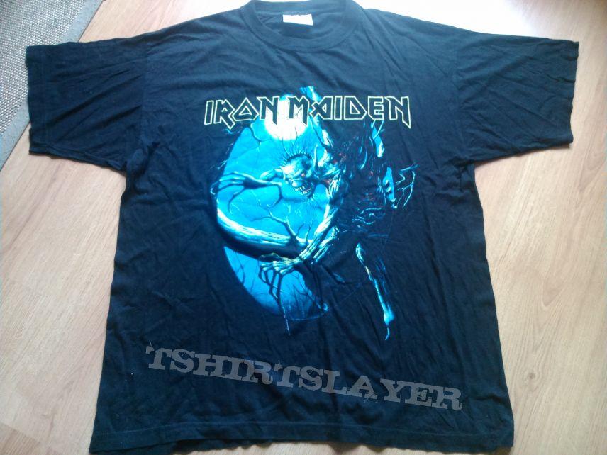 Iron Maiden Fear of the Dark Org Tshirst 1992!
