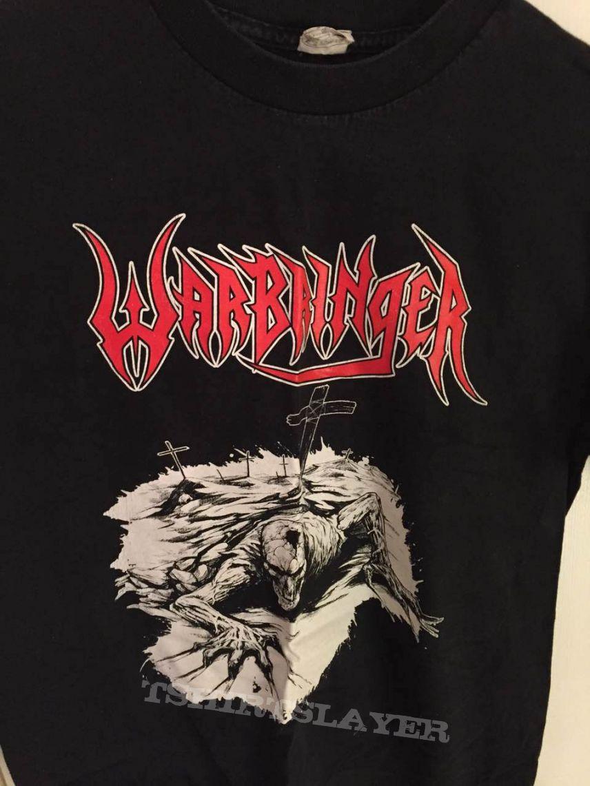 Warbringer pray for death shirt black