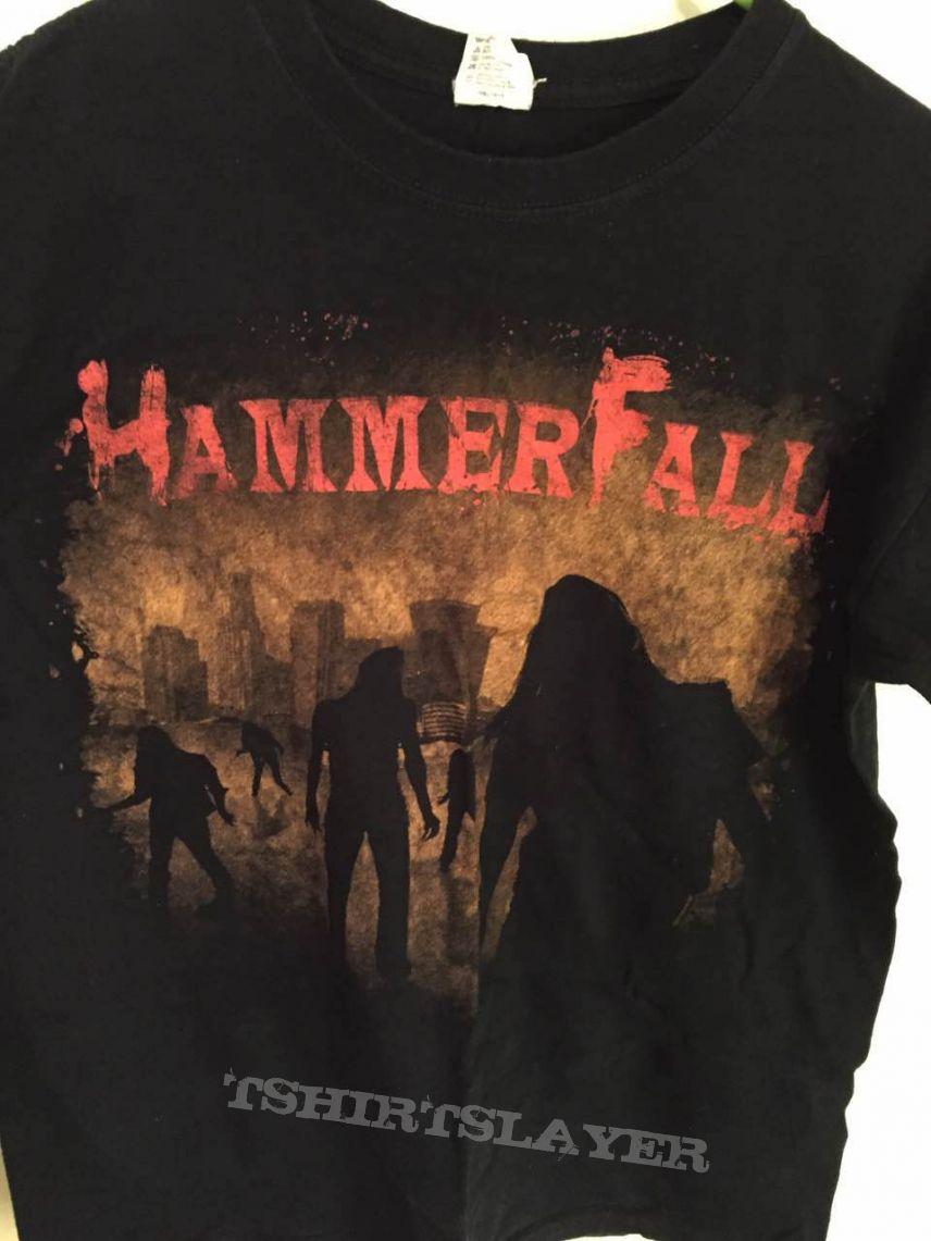 hammerfall Infected shirt