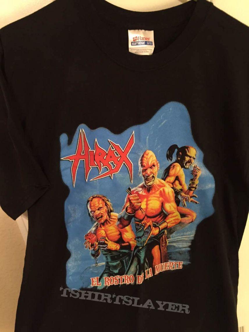 Hirax Face of death shirt