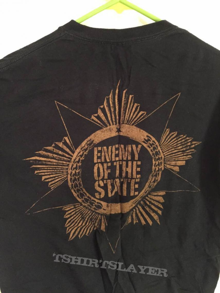 Warbringer Enemy of the state shirt