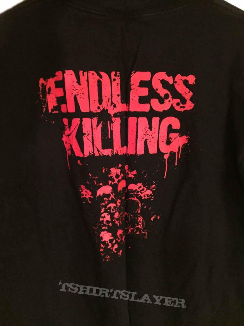 Warbringer Endless killing shirt