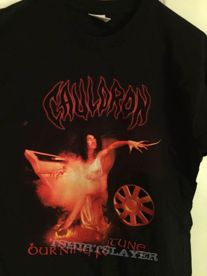 Cauldron Burning fortune shirt