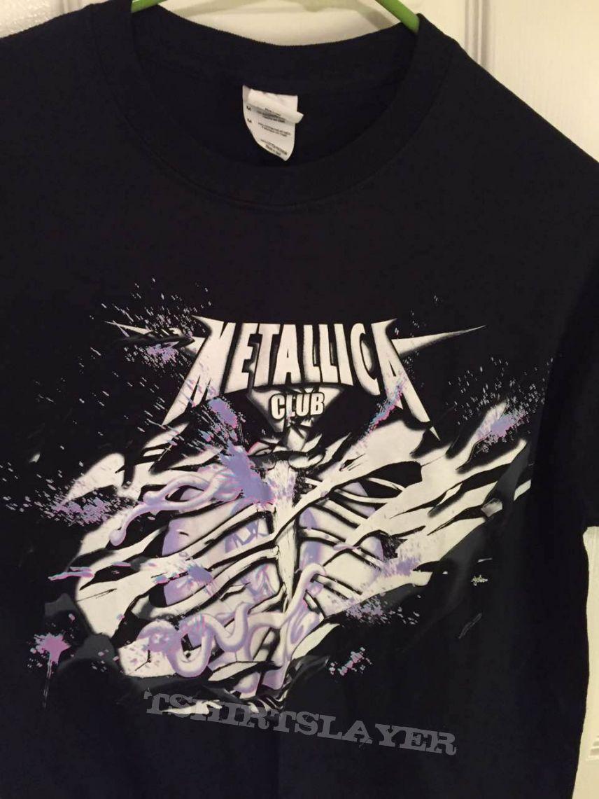 Metallica Fan Club shirt