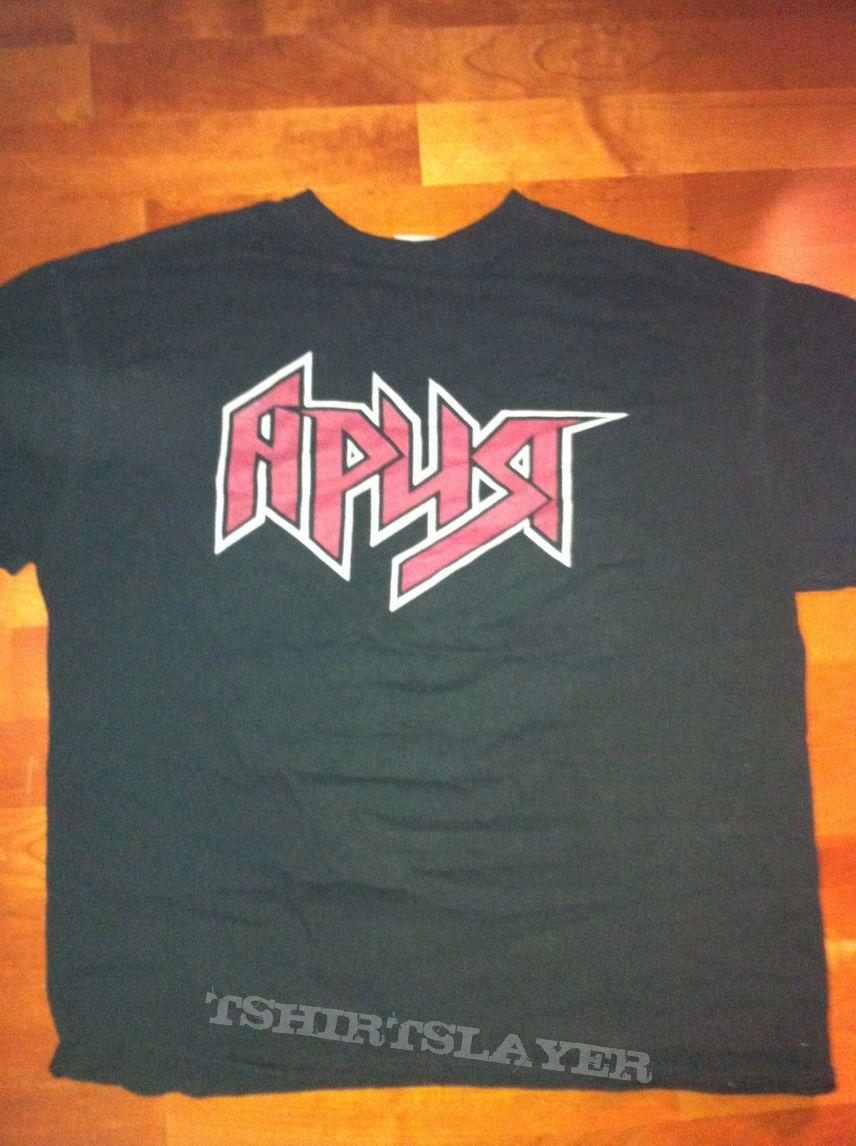 Aria - Geroj Asfalta/Герой асфальта shirt