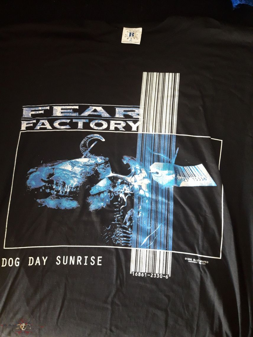 Fear Factory - Machines of Hate tour 1996