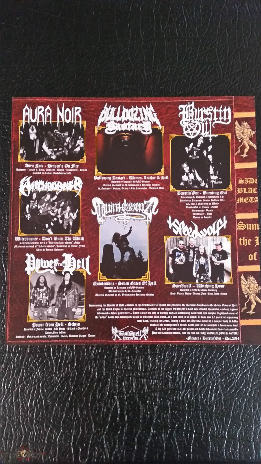 Summoning the Hounds of Hell - A Tribute To Venom
