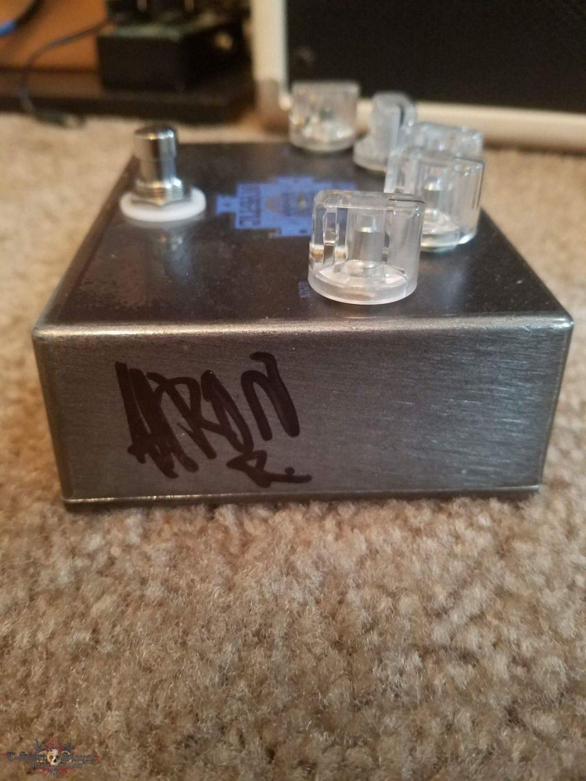 YOB - Quantum Mystic Autographed Pedal