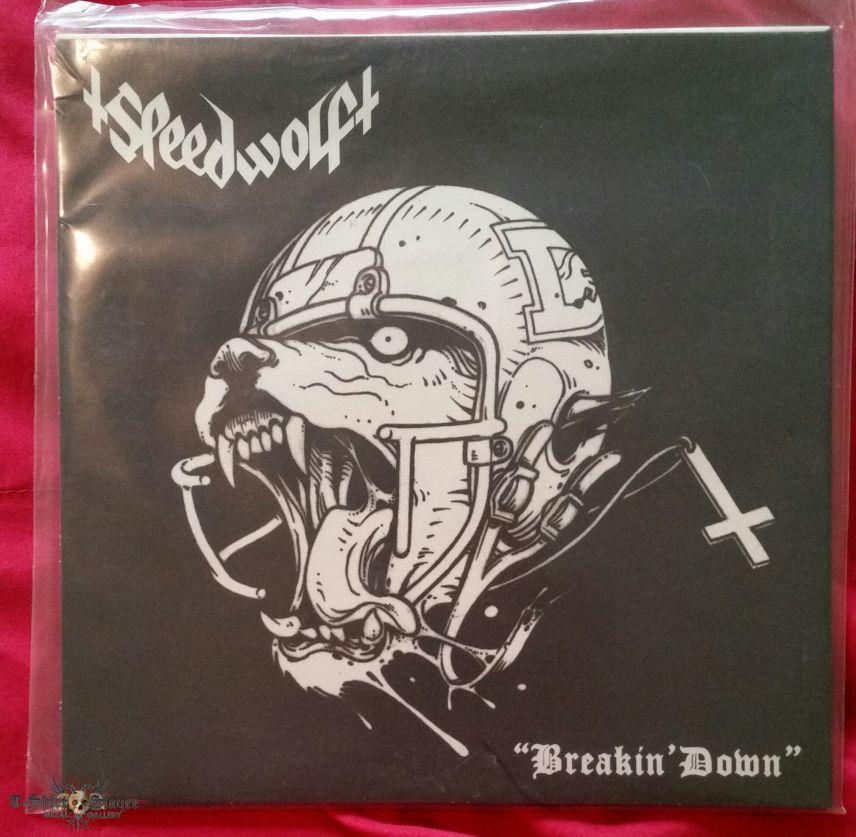 "Nekrofilth/Speedwolf 7"" Split"