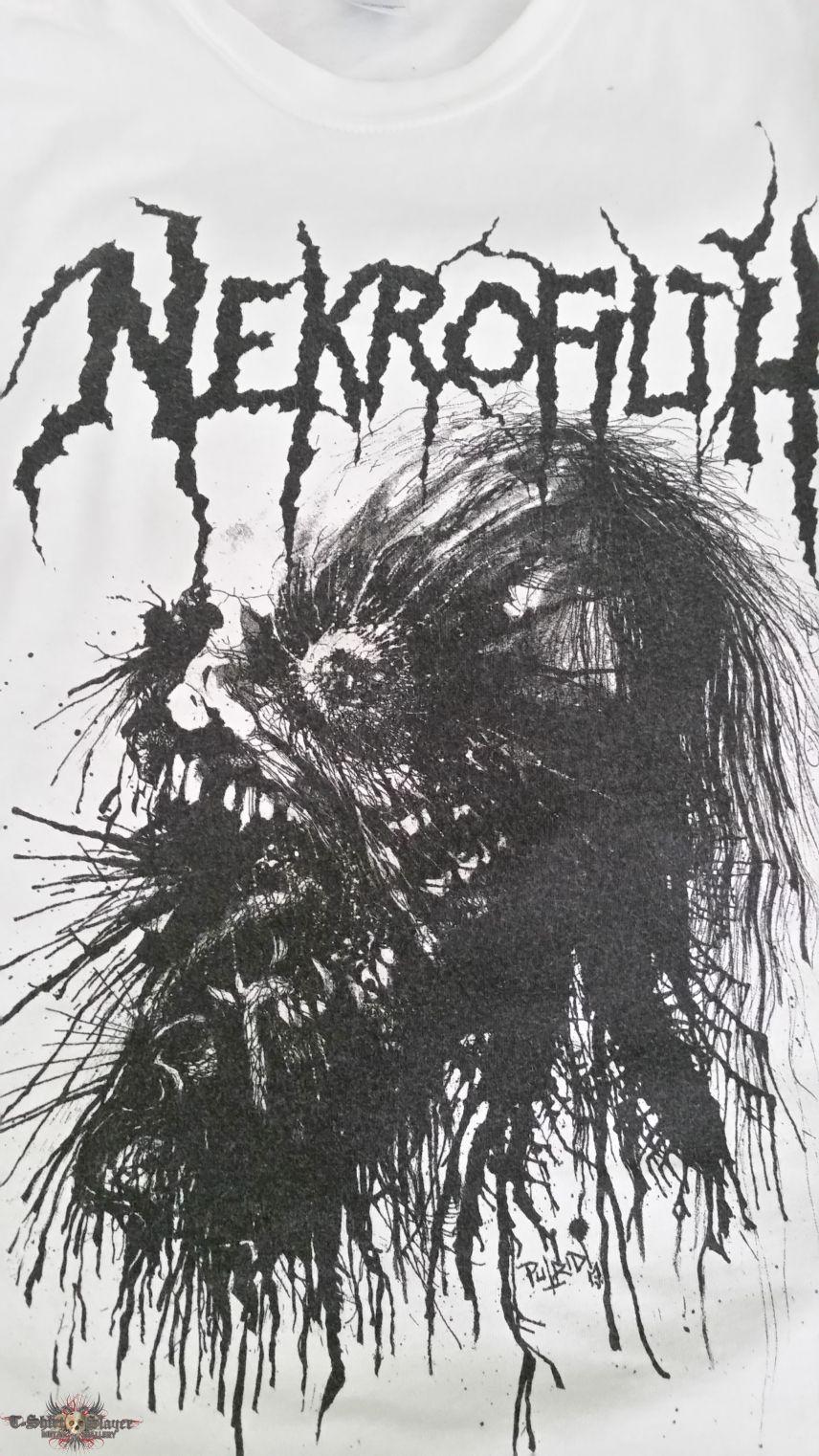 Nekrofilth - Devil's Breath Shirt
