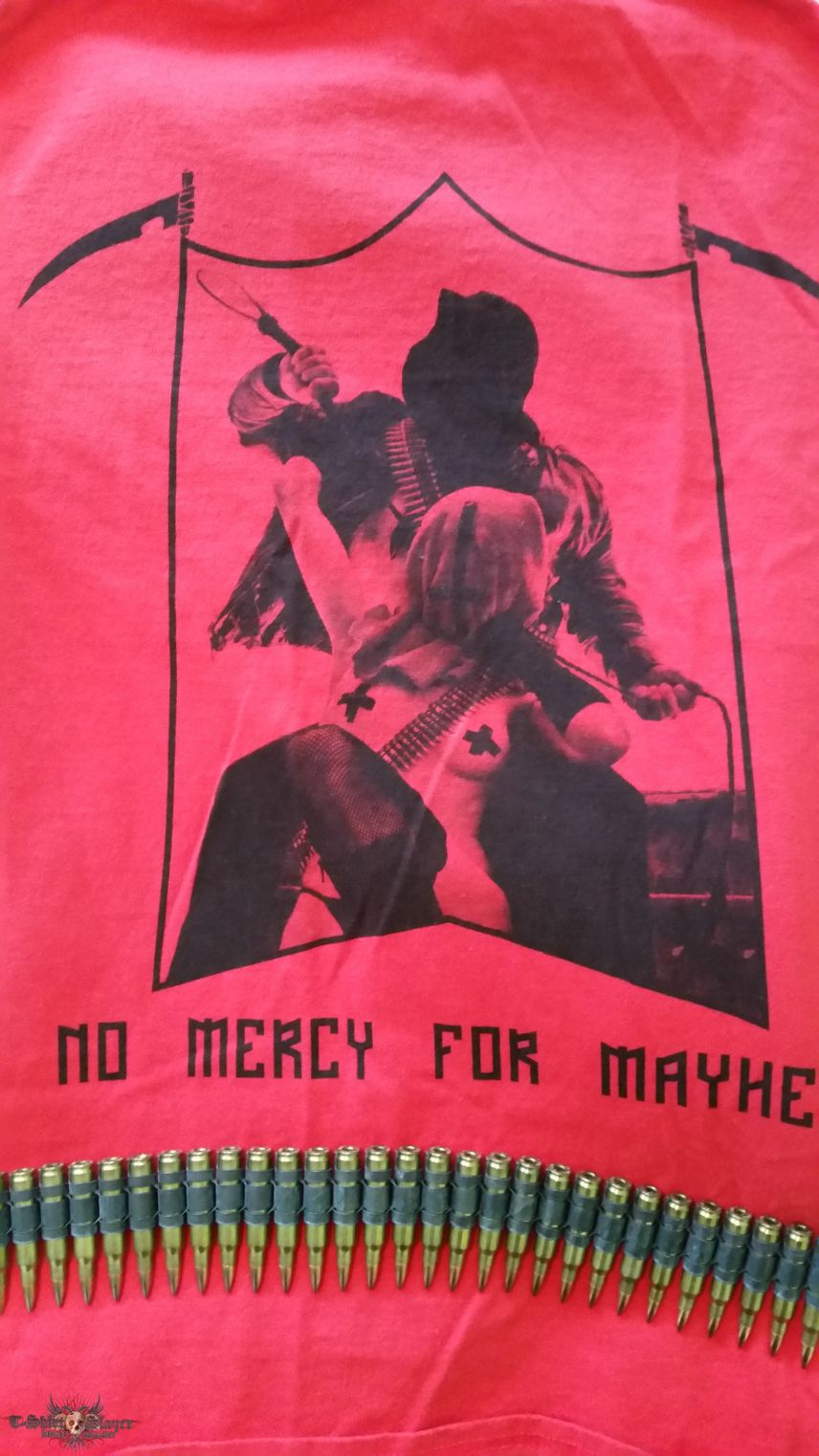 Midnight - No Mercy For Mayhem Shirt