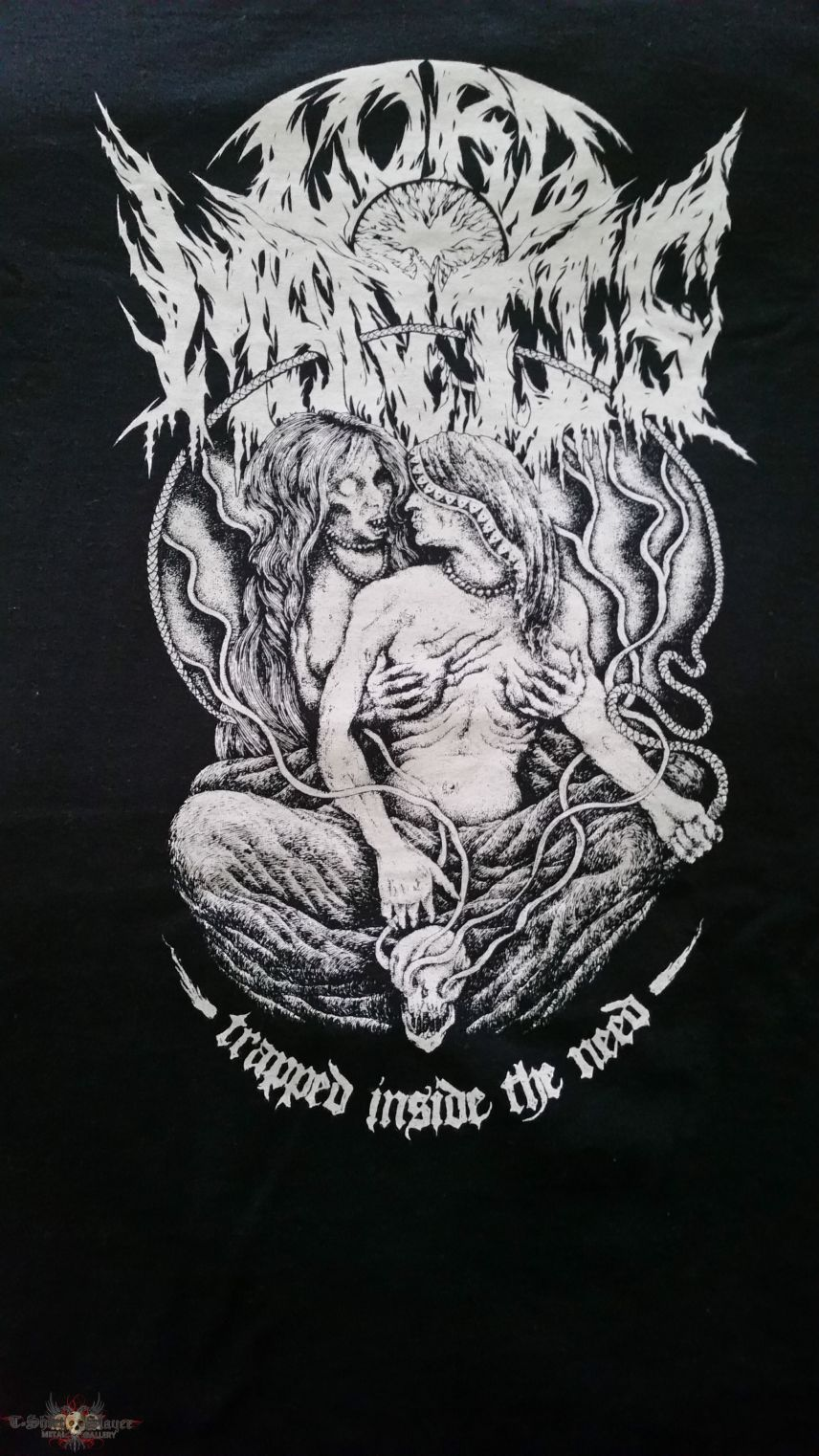 Lord Mantis - Trapped Inside The Need Shirt