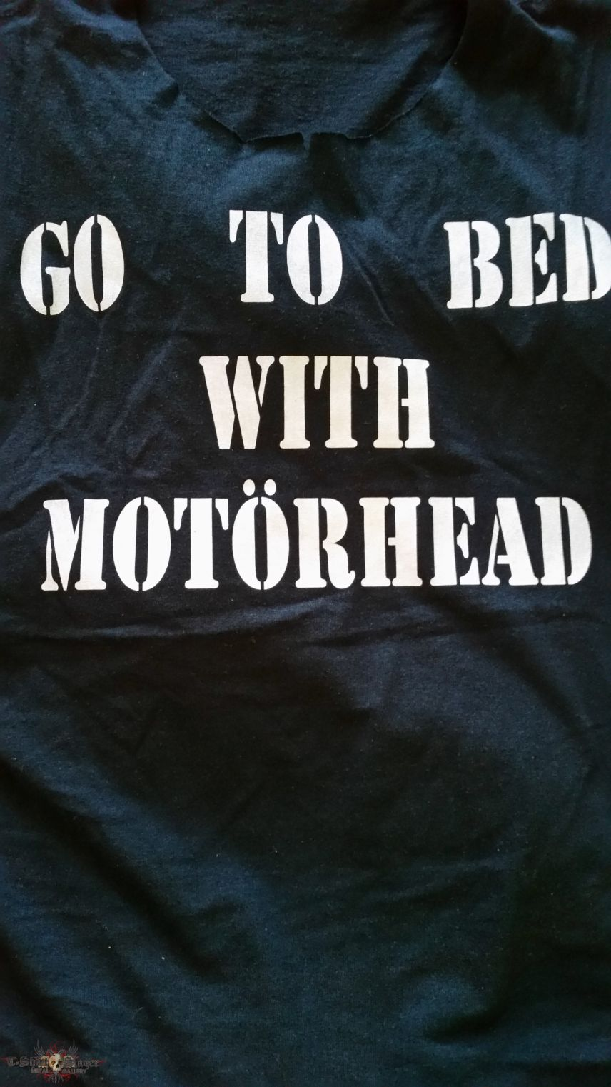 Go To Bed With Motorhead
