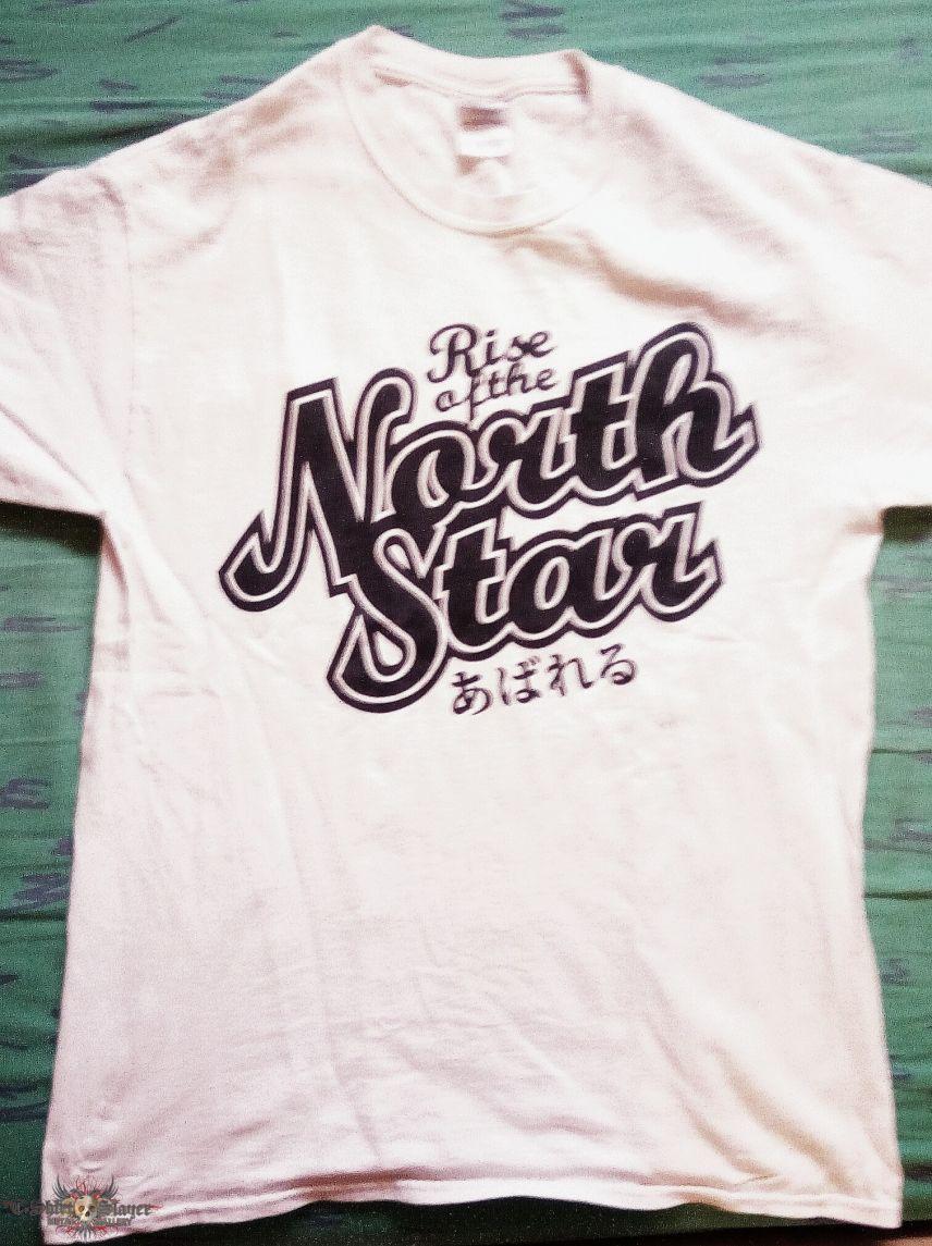 Rise of The NorthStar logo White Shirt