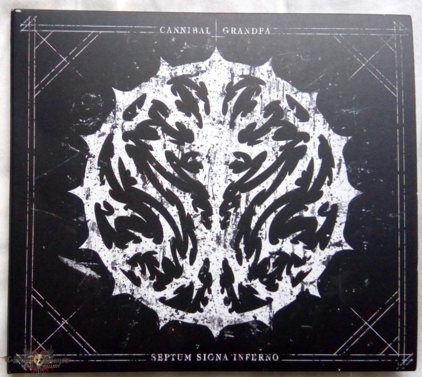 Cannibal Grandpa - Septum Signa Inferno Digipack Cd