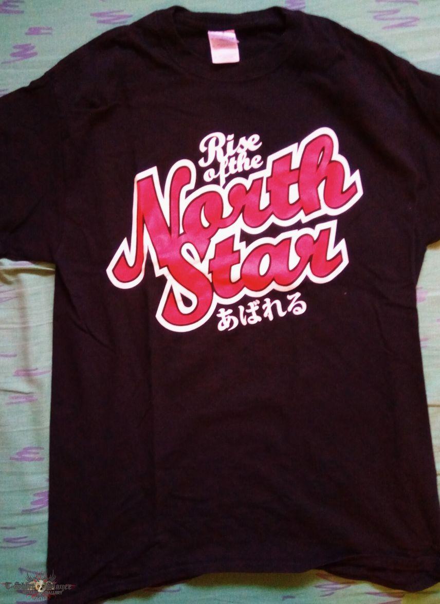 Rise of The NorthStar logo Black Shirt