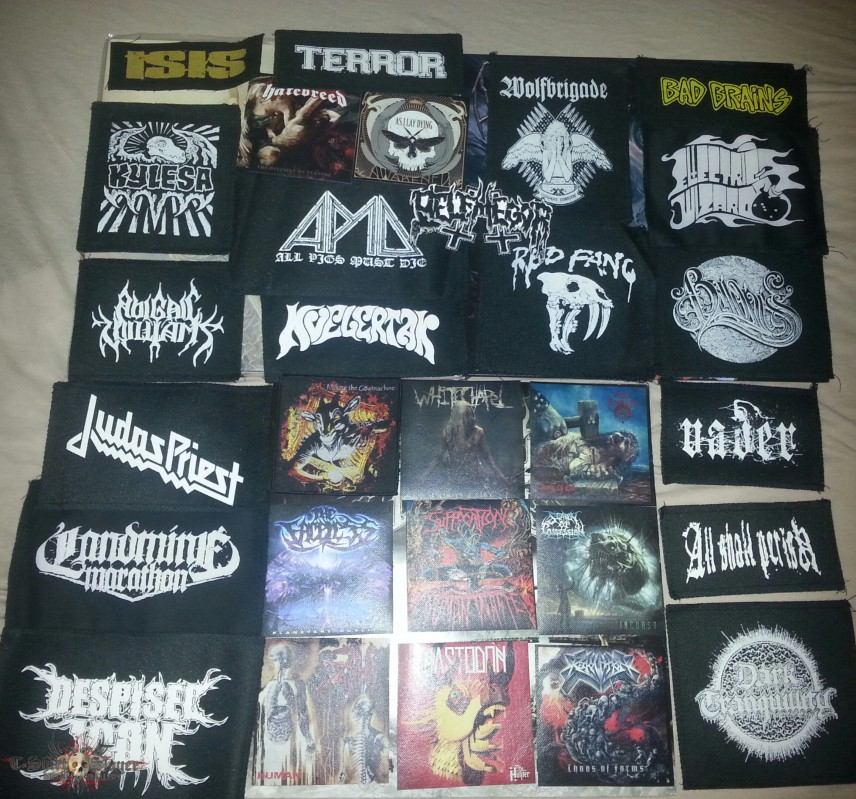 New patches