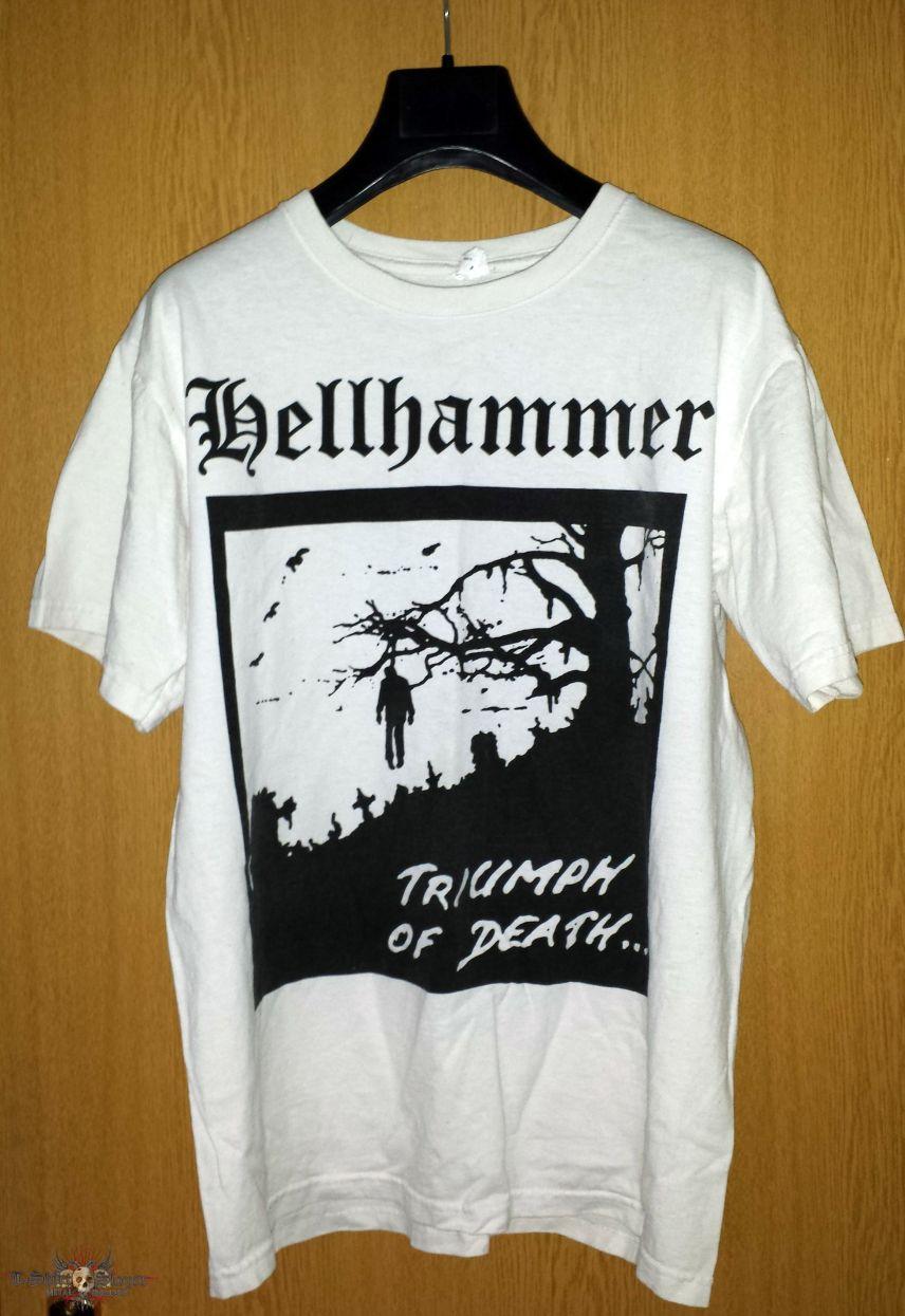 Hellhammer - Triumph of Death shirt