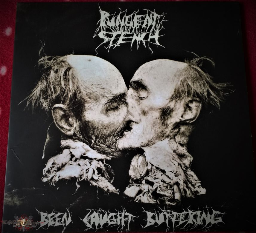 Pungent Stench – Been Caught Buttering    Vinyl