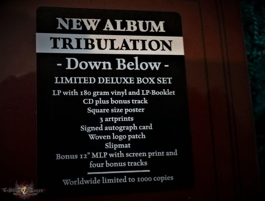 Tribulation – Down Below