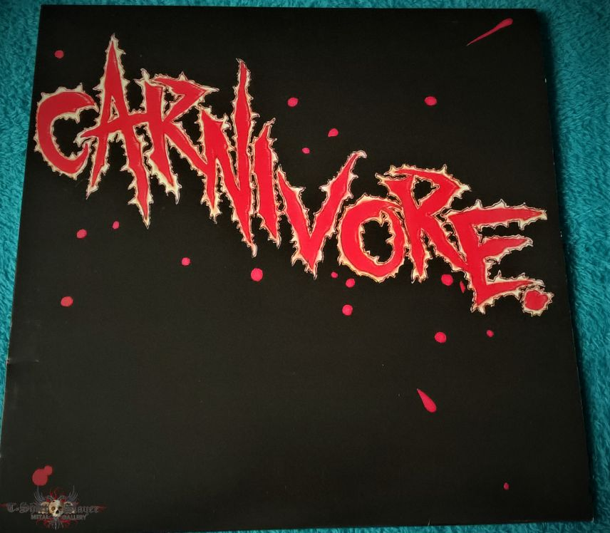 Carnivore – Carnivore    Vinyl