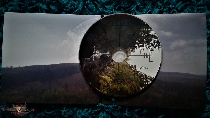 Panopticon  ‎– Autumn Eternal    CD